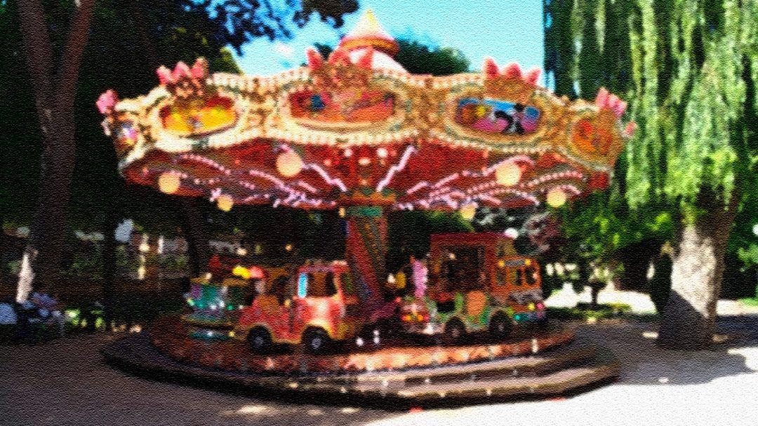 Carrusel 1900: Paseo Constitución del 4 al 13 de octubre