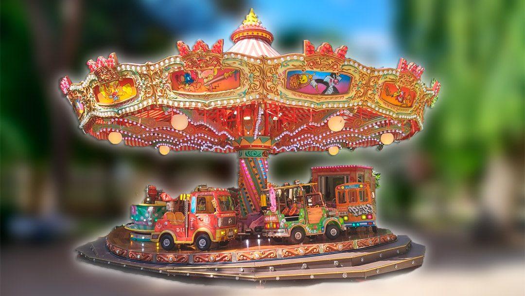 Carrusel 1900: Plaza Sas del 20 de diciembre al 12 de enero de 2020